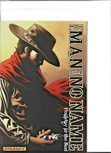 Man with No Name Vol 2 Holiday in the Sun TPB Graphic Novel Dynamite Comics
