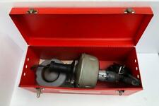 RIDGID KOLLMANN K-39 SINK/ DRAIN CLEANER WITH EXTRA DRUM -FREE SHIPPING-