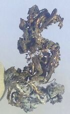 Native Silver Wires Specimen Mined In Shanxi China S2