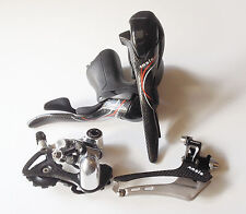 microSHIFT Arsis Carbon Groupset compatible with Shimano