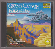 LIKE NEW CD Grofe: Grand Canyon Suite; Gershwin: Porgy and Bess Suite, 1987
