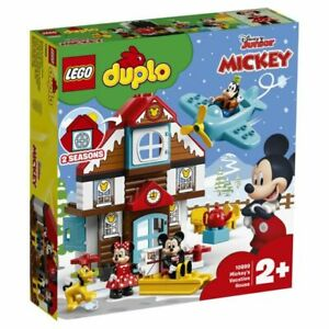 Brand New LEGO Duplo: Mickey's Vacation House (10889) Hard To Find