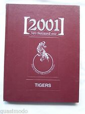 2001 ABRAHAM LINCOLN  HIGH SCHOOL YEARBOOK, LOS ANGELES, CALIFORNIA   LINCOLNIAN