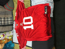 Jimmy Garappolo SF 49ers red home  jersey size xl