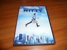 The Secret Life of Walter Mitty (DVD, Widescreen 2014) Ben Stiller, Used