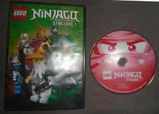 LEGO DVD NINJAGO Masters Of Spinjitzu Stagione 1 13 Episodi Serie Cartoni TV