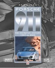 Porsche 911 The Definitive History 1997 to 2005 car book paper