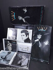 Elvis Th King Of Rock N Roll The Complete 50's Masters 5 Compact Discs /Book/Cas