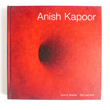 ANISH KAPOOR CONTEMPORARY ART TWO CATALOGUES HIRST KOONS WEIWEI POST-MINIMALISM