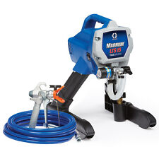 BRAND NEW Graco Magnum LTS 15 Electric Stationary Airless Paint Sprayer 17K955