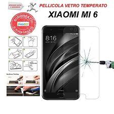 Pellicola Protettiva Display Schermo Glass Vetro Temperato Per Xiaomi MI 6