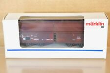 MARKLIN MäRKLIN 4705 WEATHERED SNCB SELF UNLOADING HOPPER WAGON MINT BOXED nq