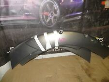 SUBARU IMPREZA WRX STI GC8 CHARGE SPEED REAR ARCH & DOOR EXTENSIONS TRIMS - JDM