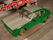 SRC OSC Ford Capri 2600 LV CHRONO Race One Green Ref SRC 50403 MB