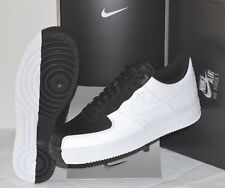 New Nike Air Force 1 '07 PRM Black-White Scarface One Premium Split Yin Yang 11