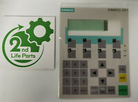 SIEMENS OP7 Replacement Part Keypad - New - Worldwide Shipping, Eu