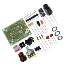2x Kit fai da te 3V-12V LM386 Mini scheda amplificatore ICSK025A Tuta