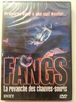 Fangs, la revanche des chauves-soruis DVD NEUF SOUS BLISTER Film d'horreur