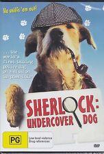 SHERLOCK UNDERCOVER DOG -  Benjamin Eroen, Anthony Simmons, Cooper Cameron - DVD