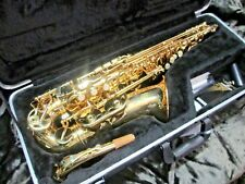 New Encore Winds Eb Alto Saxophone Outfit, Great Student Sax Model, Warranty!