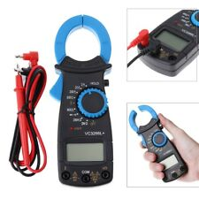 VC3266L+ Digital Clamp Multimeter AC/DC Voltage Amp Ohm Tester Electronic Meter