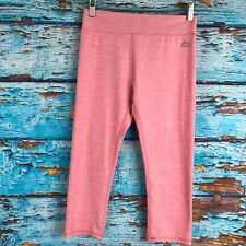 RBX Youth Girls Pink Yoga Pants Large 14/16