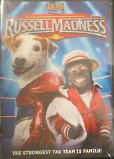 Air Bud Presents Russell Madness DVD NEW