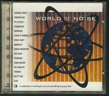 WORLD OF NOISE Q PROMO CD Go Go's Crowded House Morrissey Mazzy Star Blur