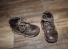 Baby-Schuhe im Stiefel- & Boots-Stil aus Leder mit Schnürsenkeln für Jungen