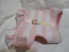 PETCO Pink & White Ruffled Dog Harness Adjustable  S/M