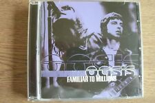 Oasis - Familiar To Millions (CD) . FREE UK P+P ................................