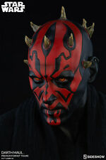 Sideshow Darth Maul Star Wars Premium Format Figure New In Stock