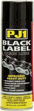 PJ1 BLACK LABEL CHAIN LUBE 5 OZ can  1-06A 57-0106