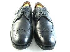 "Allen Edmonds ""MCGREGOR"" Oxfords 11 D  Black  (65)"