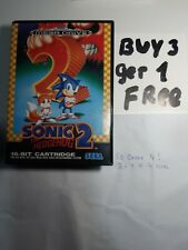 Sonic the hedgehog 2 Megadrive