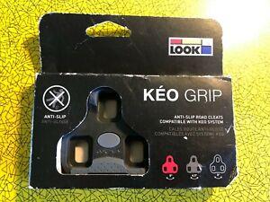 Look Keo Grip Cleats