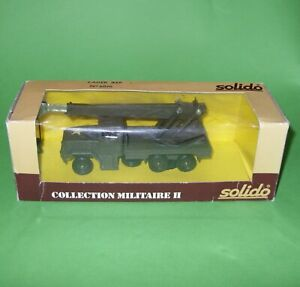 Solido / 6070 US Kaiser Jeep Crane Truck / Boxed