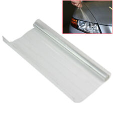 "12""x48"" Transparent Protective Car Headlight Taillight Fog Lamp Vinyl Film Wrap"