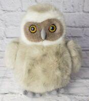 "Vintage 1989 Dakin ""Otto"" Owl 9"" Plush Stuffed Animal"