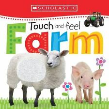 Touch and Feel Farm (Scholastic Early Learners) (Board Book)