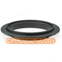 52mm Macro Reverse Adapter Ring for sony minolta AF