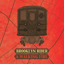 CD Brooklyn Rider A Walking Fire Digipack  (K96)