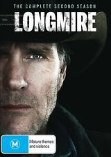 Longmire : Season 2 (DVD, 2014, 3-Disc Set)