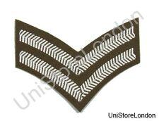 Chevron Corporal Stripes Future Army Dress FAD Military Rank 2 Bars R781