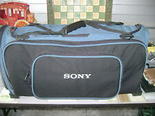 SONY  - INDUSTRIAL PROFESSIONAL - NEARLY  NEW - VIDEO CAMERA  STORAGE CASE