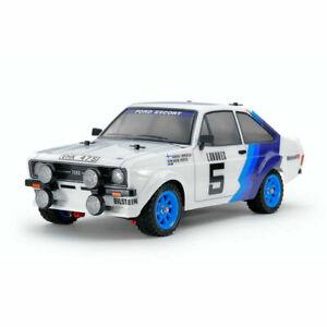 TAMIYA RC 58687 Ford Escort MK.II Rally PB (MF-01X) 1:10 4WD Assembly Kit