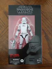 "FIRST ORDER JET TROOPER Hasbro Star Wars Black Series 6"" Action Figure MIB #99"