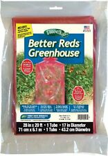 Gardeneer By Dalen Better Reds Greenhouse Cover for Tomatoes, New, Free Shipping