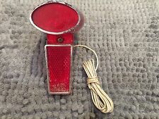Sigma Classic Bicycle Rear Tail Light Reflector Cruiser Old School
