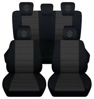 2005-2011 suzuki swift CPL set car seat covers ,DOES NOT FIT THE SPORT MODEL
